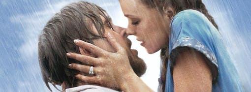 Fem romantiska filmer