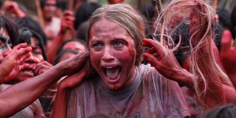 Recension: The Green Inferno