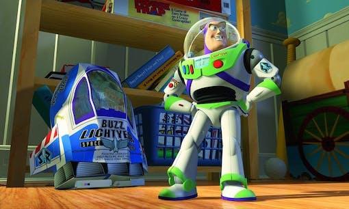 Disney skapar Toy Story och Marvel-land