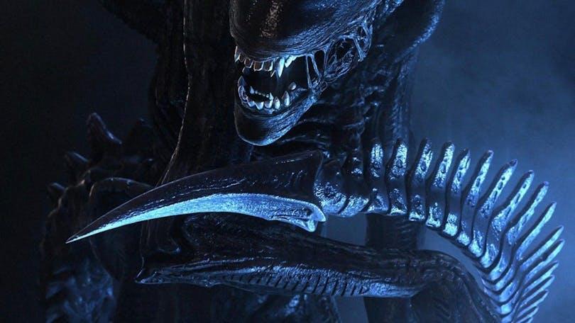 """Utomjording i filmen """"Alien"""""""