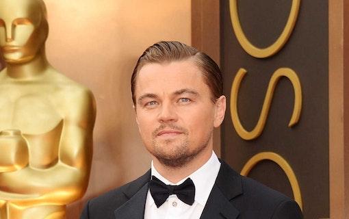 Ge Kung DiCaprio hans krona!