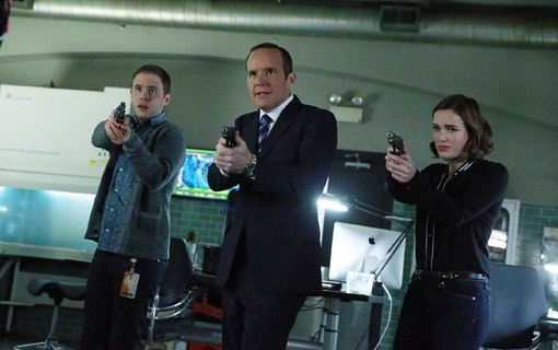 Agents of S.H.I.E.L.D säsong 6 anländer sommaren 2019