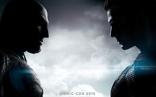 Filmerna med Batman och Superman – perfekta uppladningen?