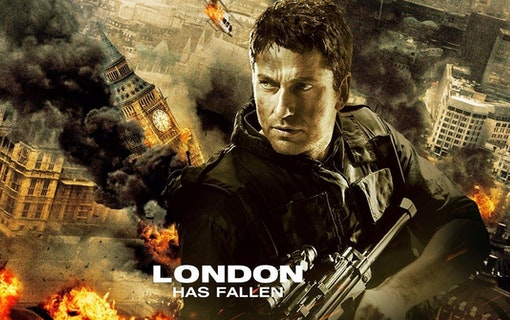 Filmen London has fallen