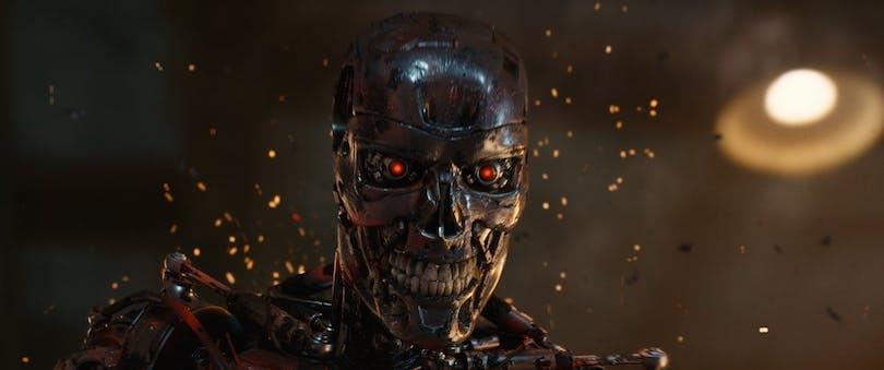 Terminatorns skelett