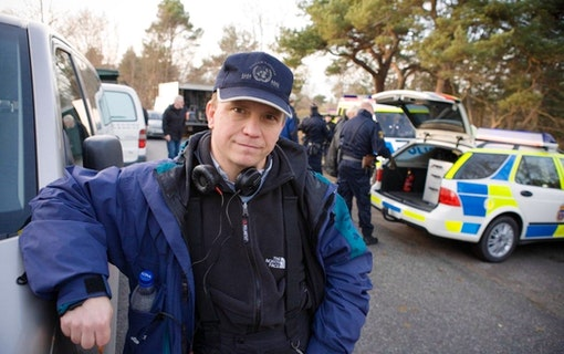 Intervju: Harald Hamrell