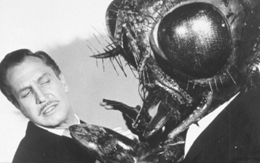 Original mot Remake: The Fly (1958) vs The Fly (1986)