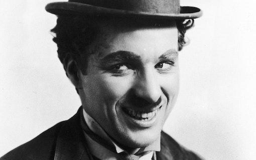 Porträtt: Charlie Chaplin (1889-1977)