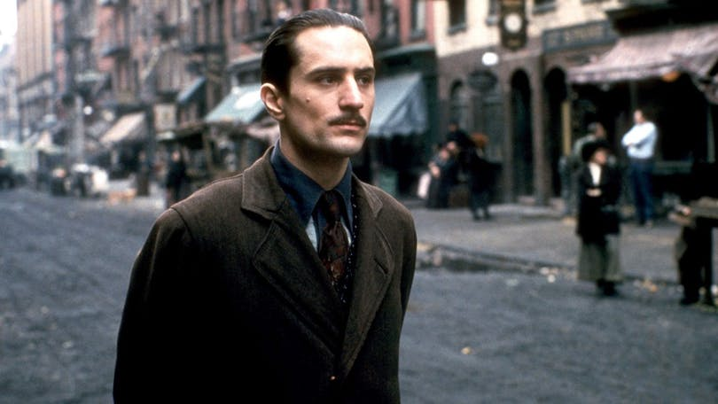 THE GODFATHER: PART II, Robert De Niro, 1974