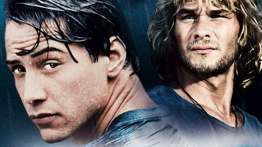 Original mot remake: Point Break (1991) vs Point Break (2015)