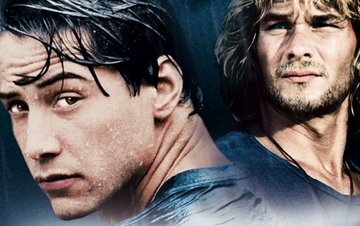 Original mot remake: Point Break (1991) vs Point Break (2015)