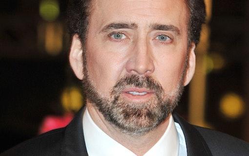 Nicolas Cage i galen filmroll som sig själv