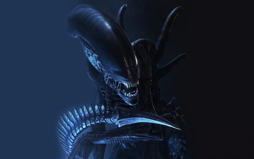 Ridleys Scotts Alien får ses som ett av de mest ikoniska skräckmonster som existerat.