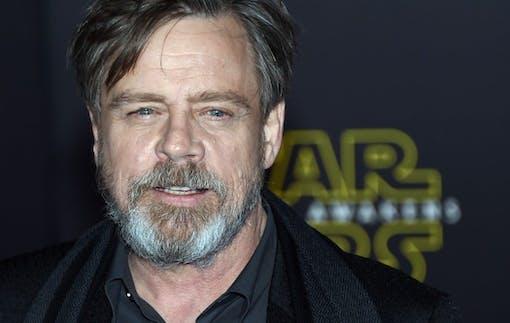Mark Hamill bekräftar envist Star Wars-rykte!