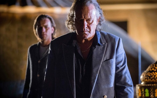 Our Kind of Traitor – Intervju med Stellan Skarsgård