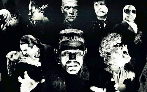 Del 8. Universal Monsters: Vampyrer, monster och mumier härjar på biograferna