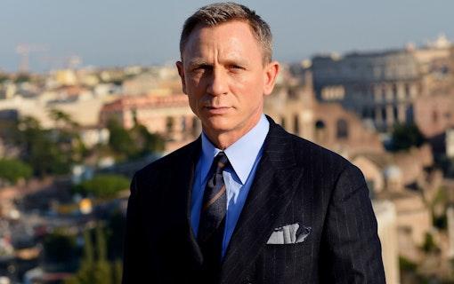 Daniel Craig ska återvända som James Bond