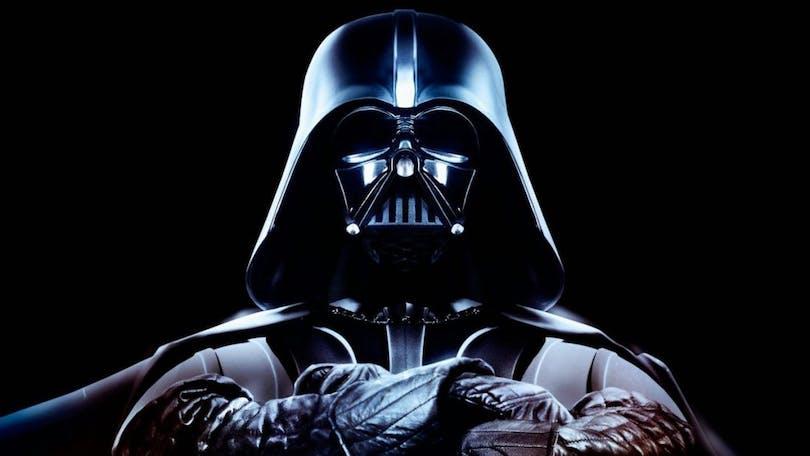 Bild på Darth Vader. En av de bästa rollfigurerna enligt Empire.