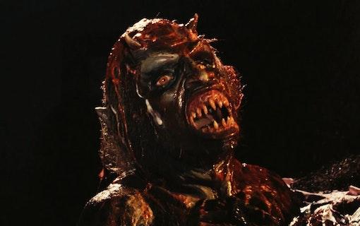 Italiensk skräckfilm