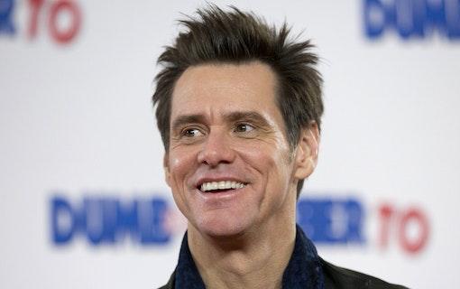 Jim Carrey som Sonic-skurken Robotnik?