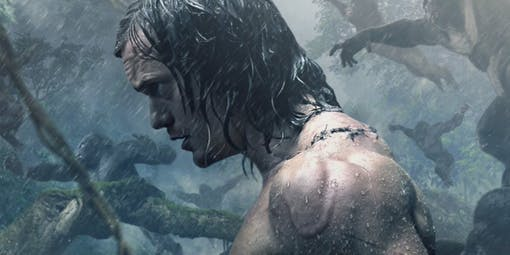 """På galapremiären av """"Tarzan"""""""