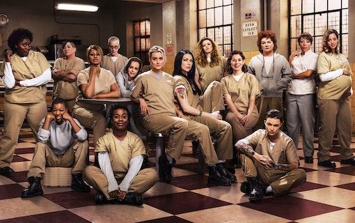 Orange Is the New Black säsong 5 visar upp sig