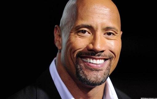 """Dwayne """"The Rock"""" Johnson tjänar mest i Hollywood!"""