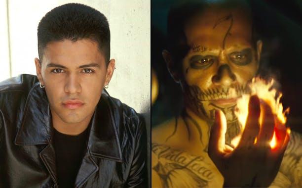 Jay Hernandez gjorde sitt första skådespelar jobb 1998 som i serien Hang Time