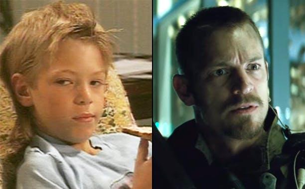 Joel Kinnaman gjorde sin debut som barnskådespelare för över 25år sedan i Sverige i tv-serien Storstad 1990. Därefter har han varit aktuell med flera Svenska filmer innan han tog sig an Hollywood
