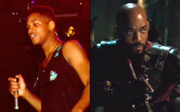 En gång i tiden var Will Smith mer känd som artisten Fresh Prince, han spenderade årtionden som artist. Han hade en solo karriär men har också jobbat med DJ Jazzy Jeff.