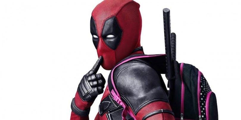 Ryan Reynolds som superhjälten Deadpool