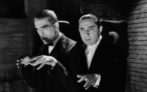 Del 9: Skräckduellen – Bela Lugosi vs Boris Karloff
