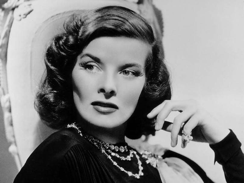 Bild på Katharine Hepburn