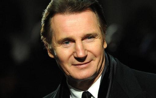 Har Liam Neeson tröttnat på actionfilmer?