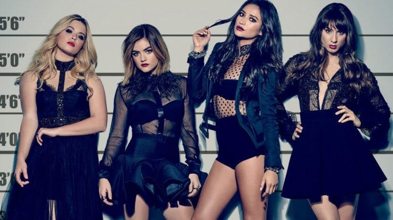 9 roliga fakta om Pretty Little Liars