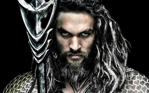 Comic Con: Officiell trailer till Aquaman