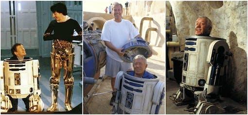 Star Wars-stjärnan är död, blev 81 år