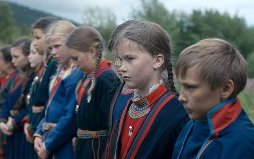 Svenska filmen sameblod