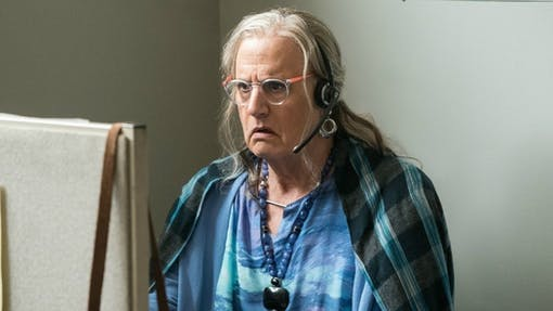 "Jeffrey Tambor lämnar ""Transparent"""
