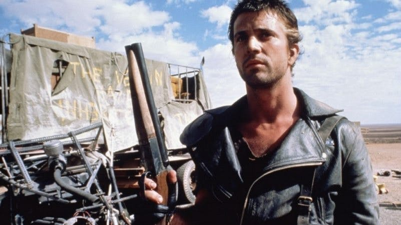 Mel Gibson i Road Warrior