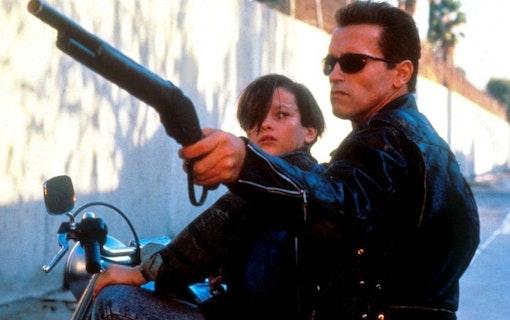 Terminator 2 på bio i 3D
