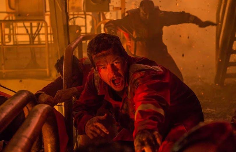Mark Wahlberg skriker efter hjälp