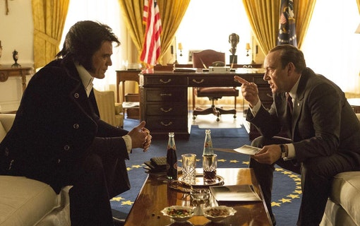 Filmen Elvis and Nixon