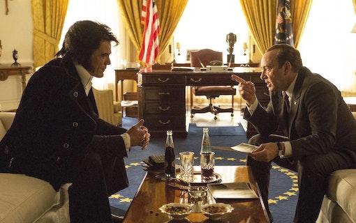 Filmen Elvis and Nixon