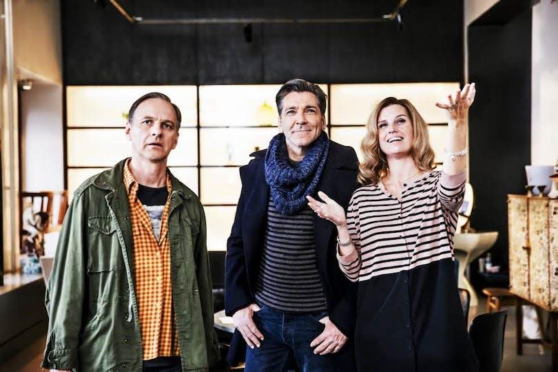 Intervju: Christine Meltzer och Björn Kjellman