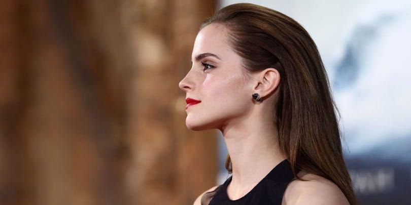 Emma Watson. Credit: Elle Magazine.