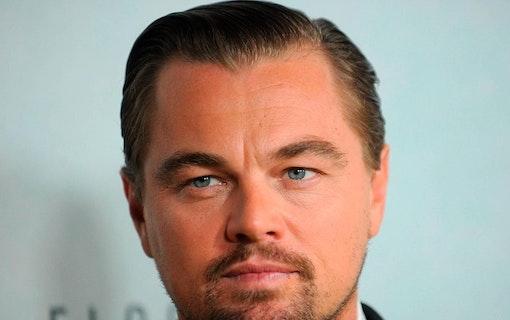 Leonardo DiCaprio uppfinner rock'n'roll i ny film!