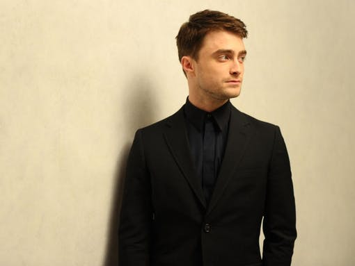 Daniel Radcliffe som gamer-nörd och actionhjälte