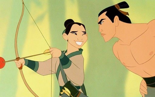 Disney söker efter sin Mulan över hela världen