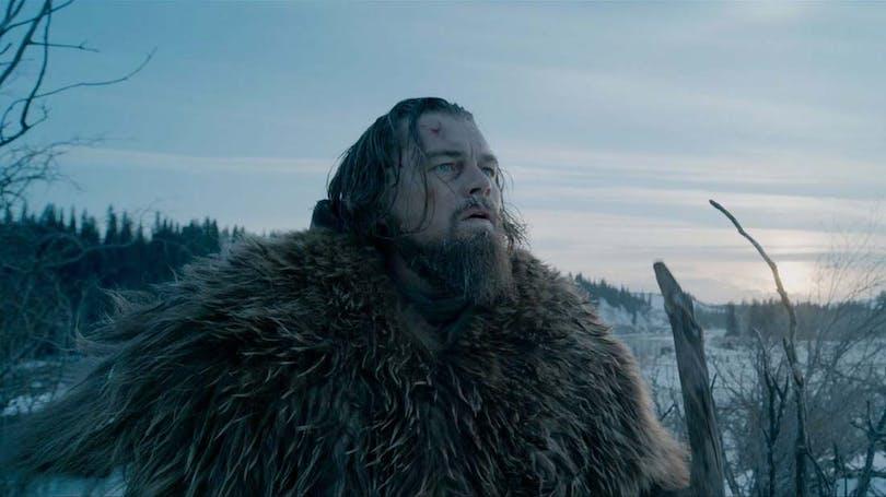 "Bild på Leonardo DiCaprio i ""The Revenant"""